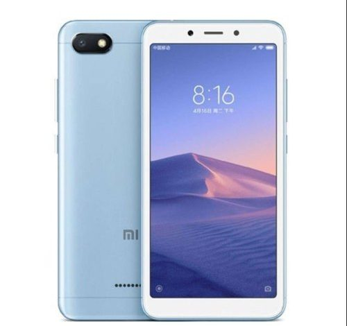 Photo of Redmi 6A, and what are its lookout qualities?